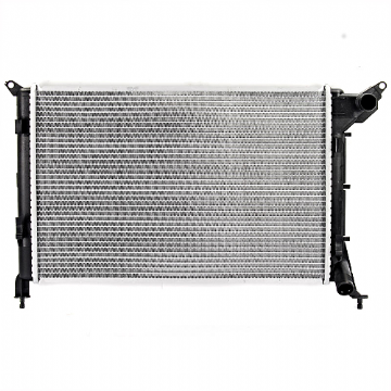 BMW MINI ONE & COOPER 1.6 PETROL 2001-2006 BRAND NEW BRANDED RADIATOR NO AIR CON